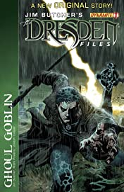 Jim Butcher's The Dresden Files: Ghoul Goblin #1