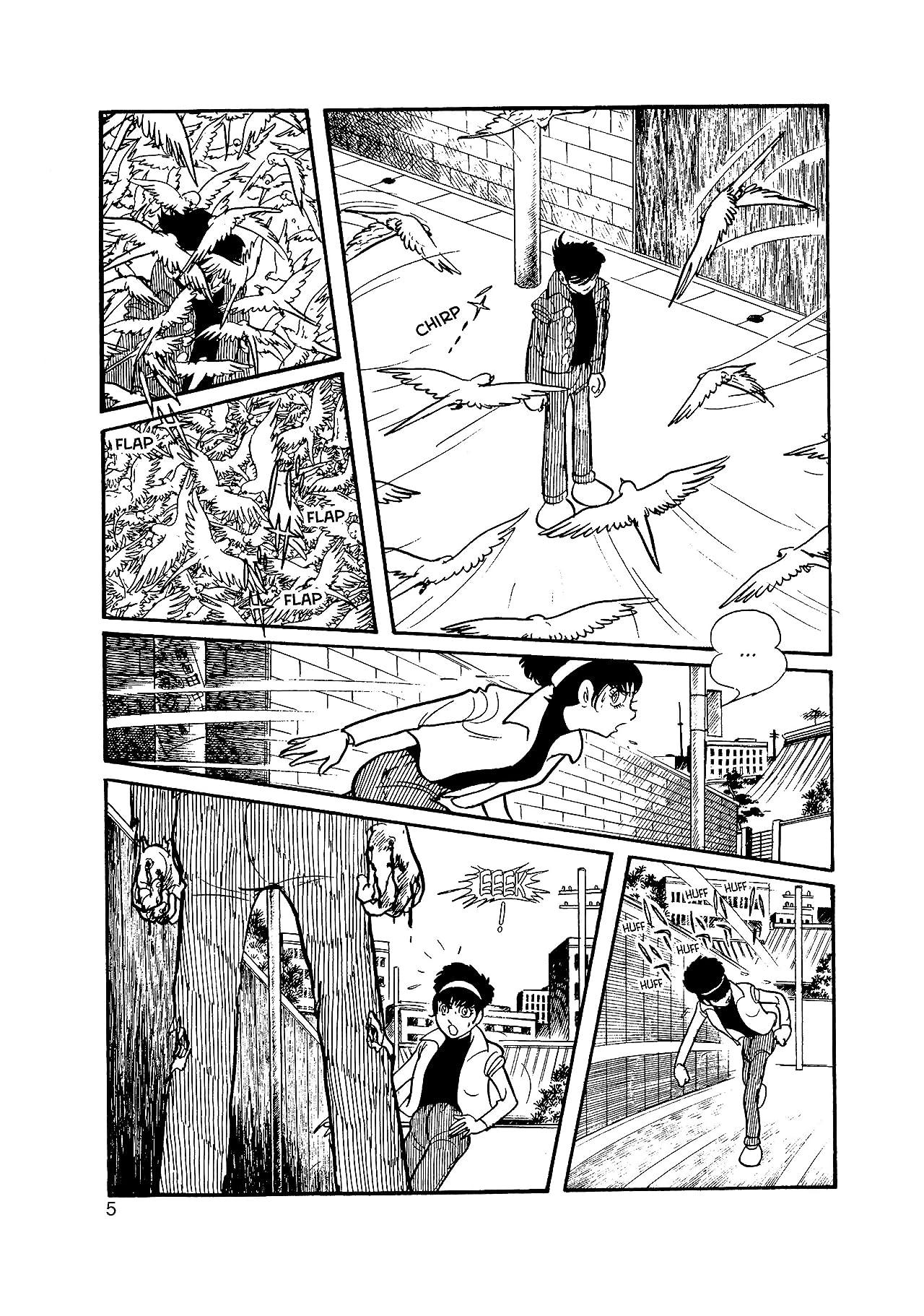 Inazuman Vol. 4: Preview