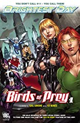 Birds of Prey (2010-2011) #1: Preview