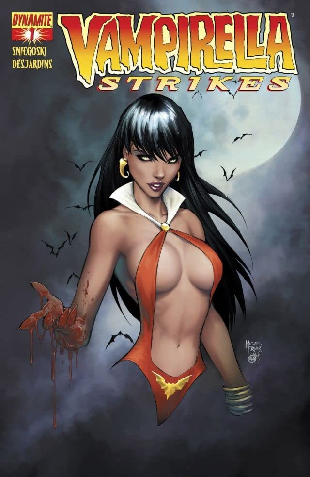 Vampirella Strikes #1