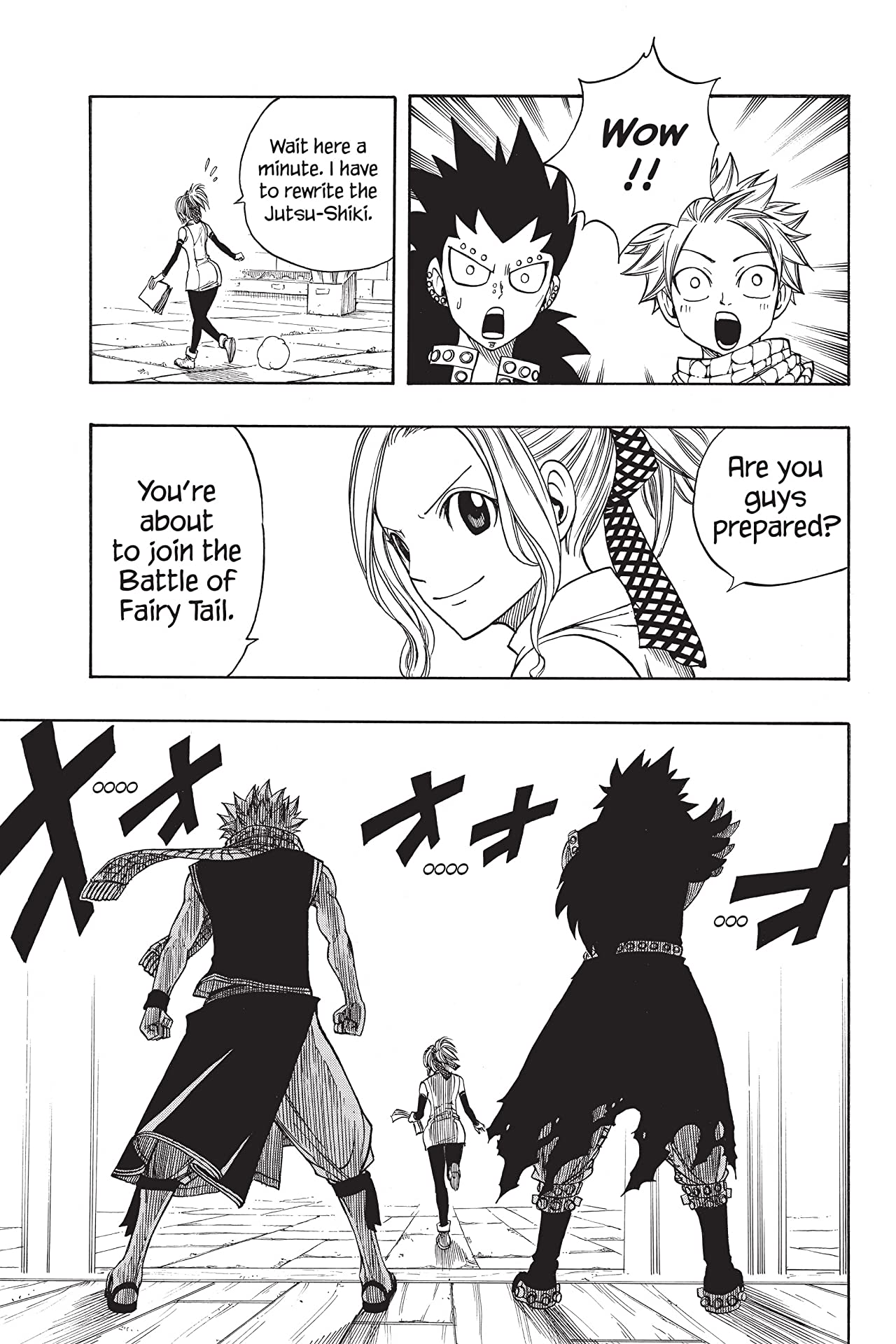 Fairy Tail #116
