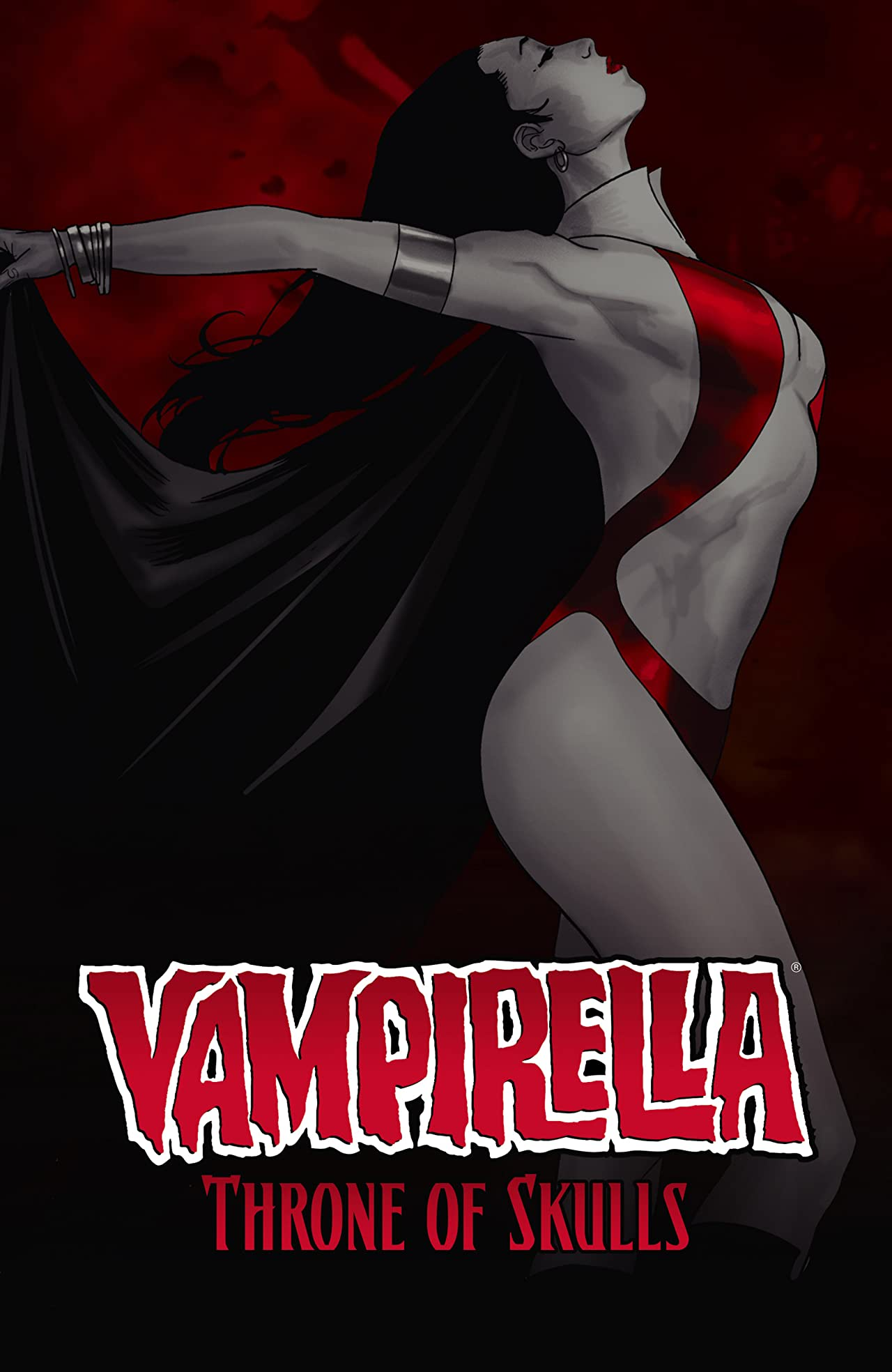 Vampirella (2011-2014) Vol. 3: Throne of Skulls