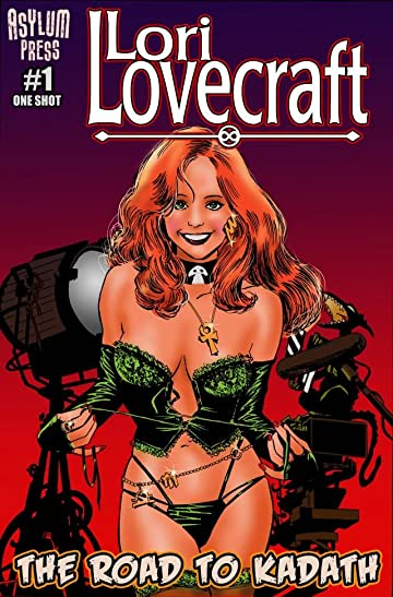 Lori Lovecraft: The Road To Kadath #1