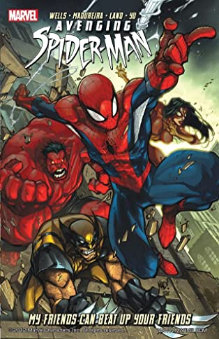 Avenging Spider-Man: My Friends Can Beat Up Your Friends