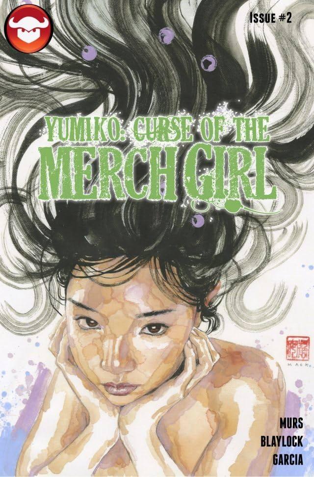 Yumiko: Curse of the Merch Girl #2 (of 5)
