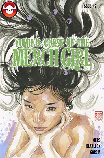 Yumiko: Curse of the Merch Girl #2 (of 5)