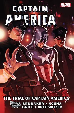 Captain America: Trial of Captain America