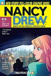 Nancy Drew Vol. 18: City Under the Basement Preview
