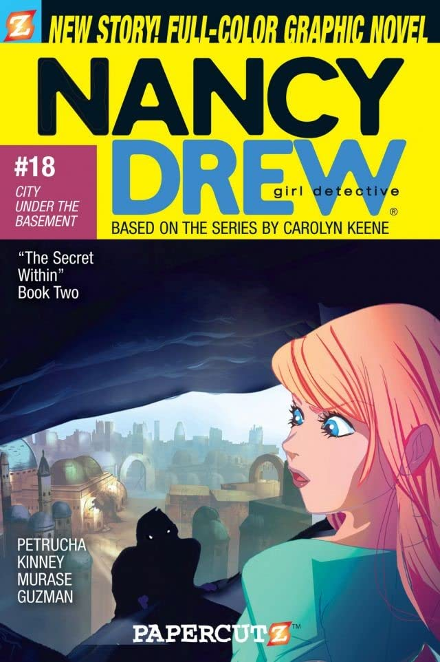 Nancy Drew Vol. 18: City Under the Basement Preview