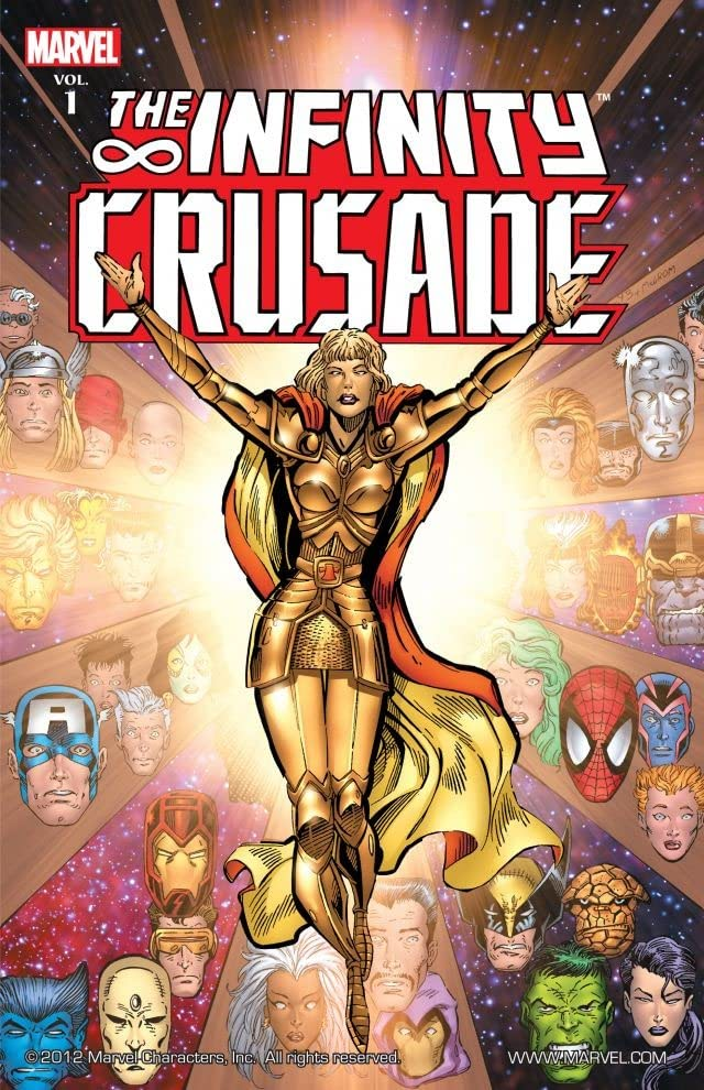 Infinity Crusade Vol. 1