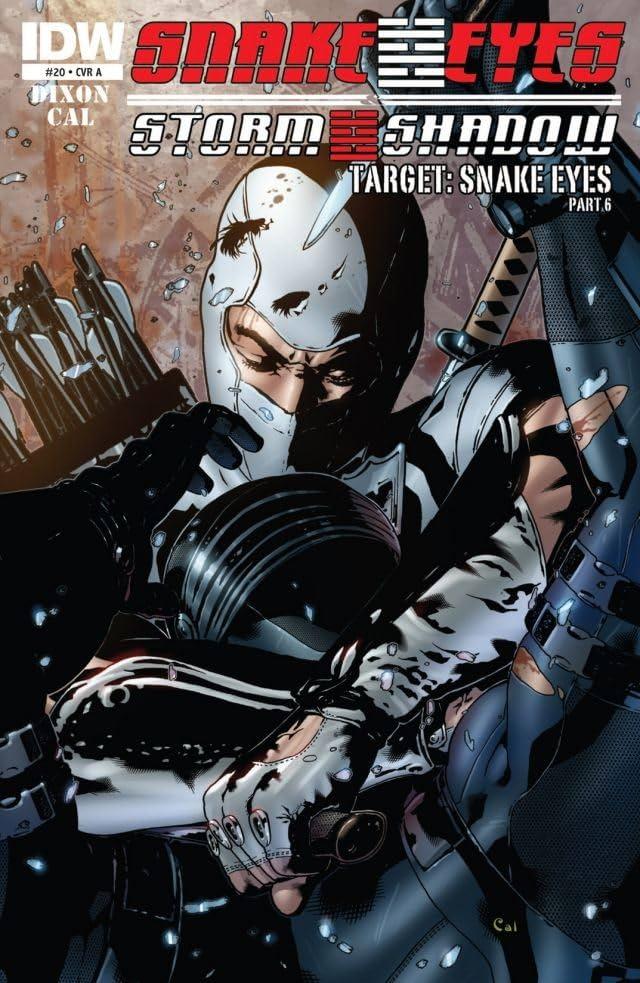 G.I. Joe: Snake Eyes (2011-2013) #20