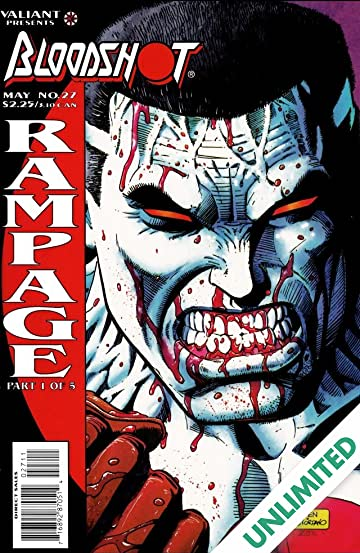 Bloodshot (1993-1996) #27