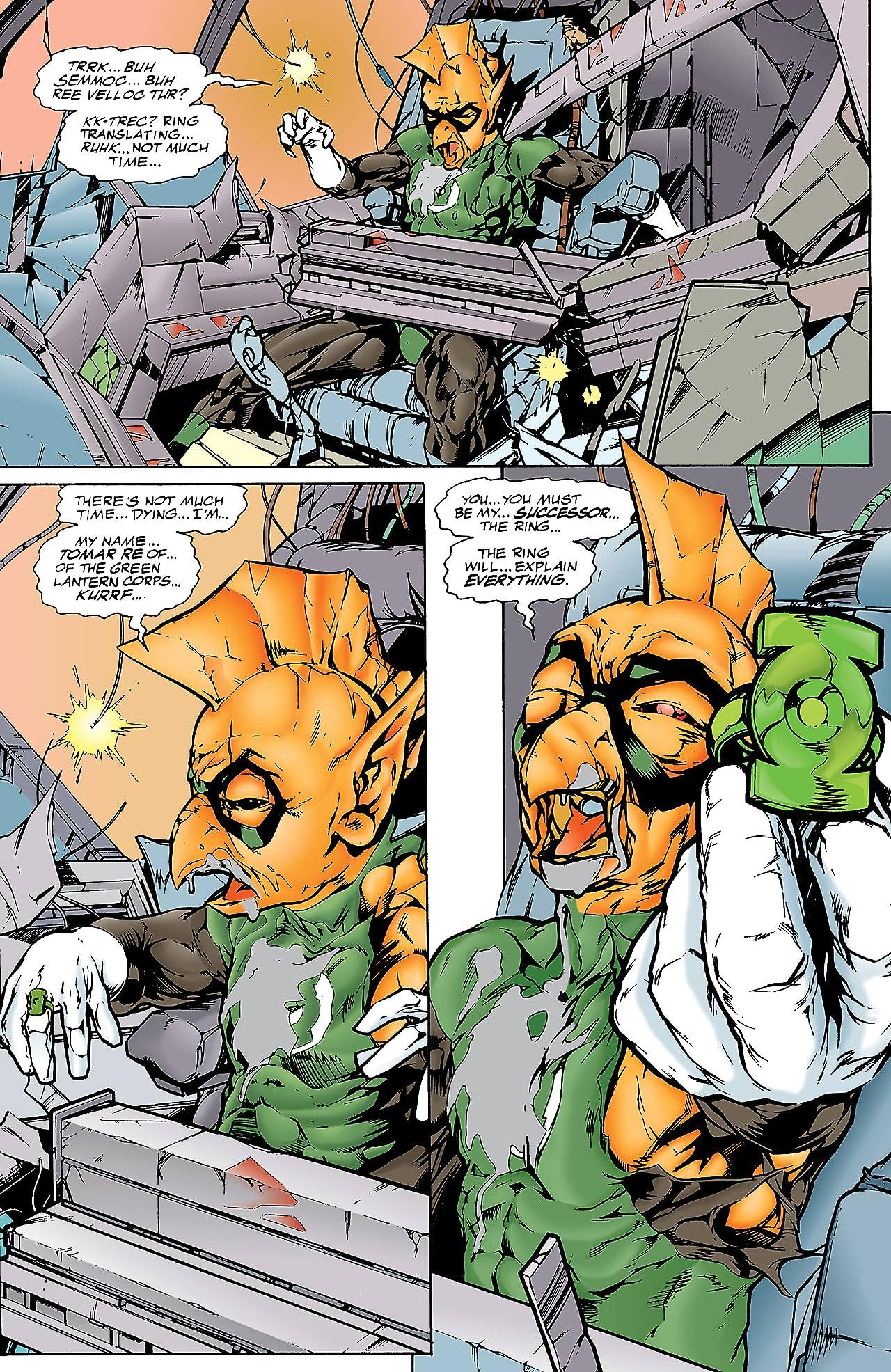 JLA (1997-2006) #8