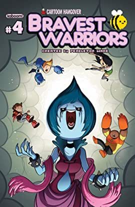Bravest Warriors #4