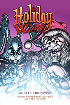 Holiday Wars Vol. 1: The Holiday Spirit Preview