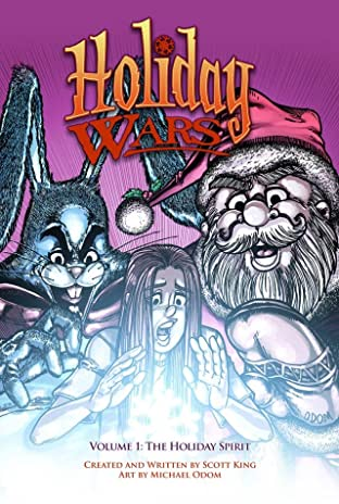 Holiday Wars Tome 1: The Holiday Spirit Preview