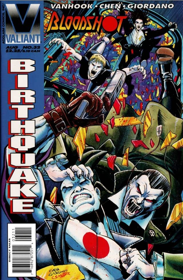 Bloodshot (1993-1996) #32