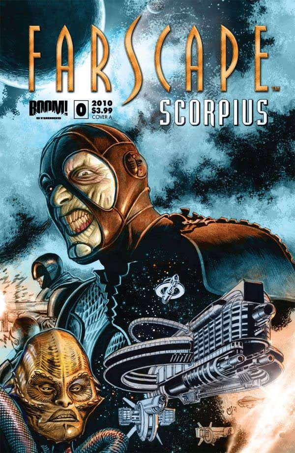 Farscape: Scorpius #0 (of 7)