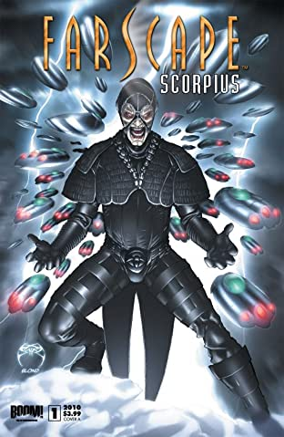 Farscape: Scorpius #1 (of 7)