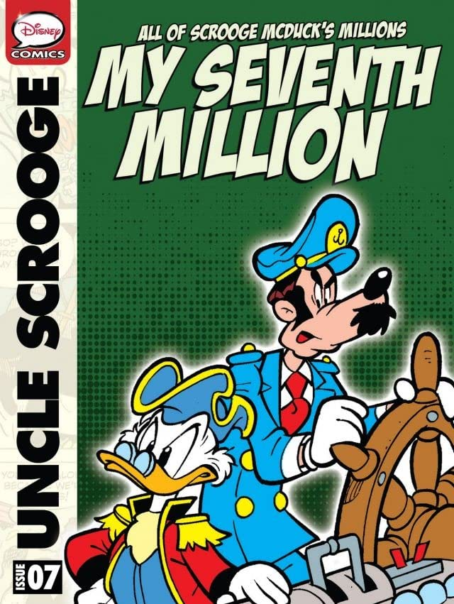 All of Scrooge McDuck's Millions #7: My Seventh Million
