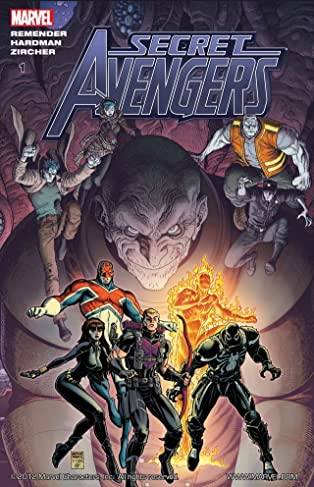 Secret Avengers By Rick Remender Vol. 1