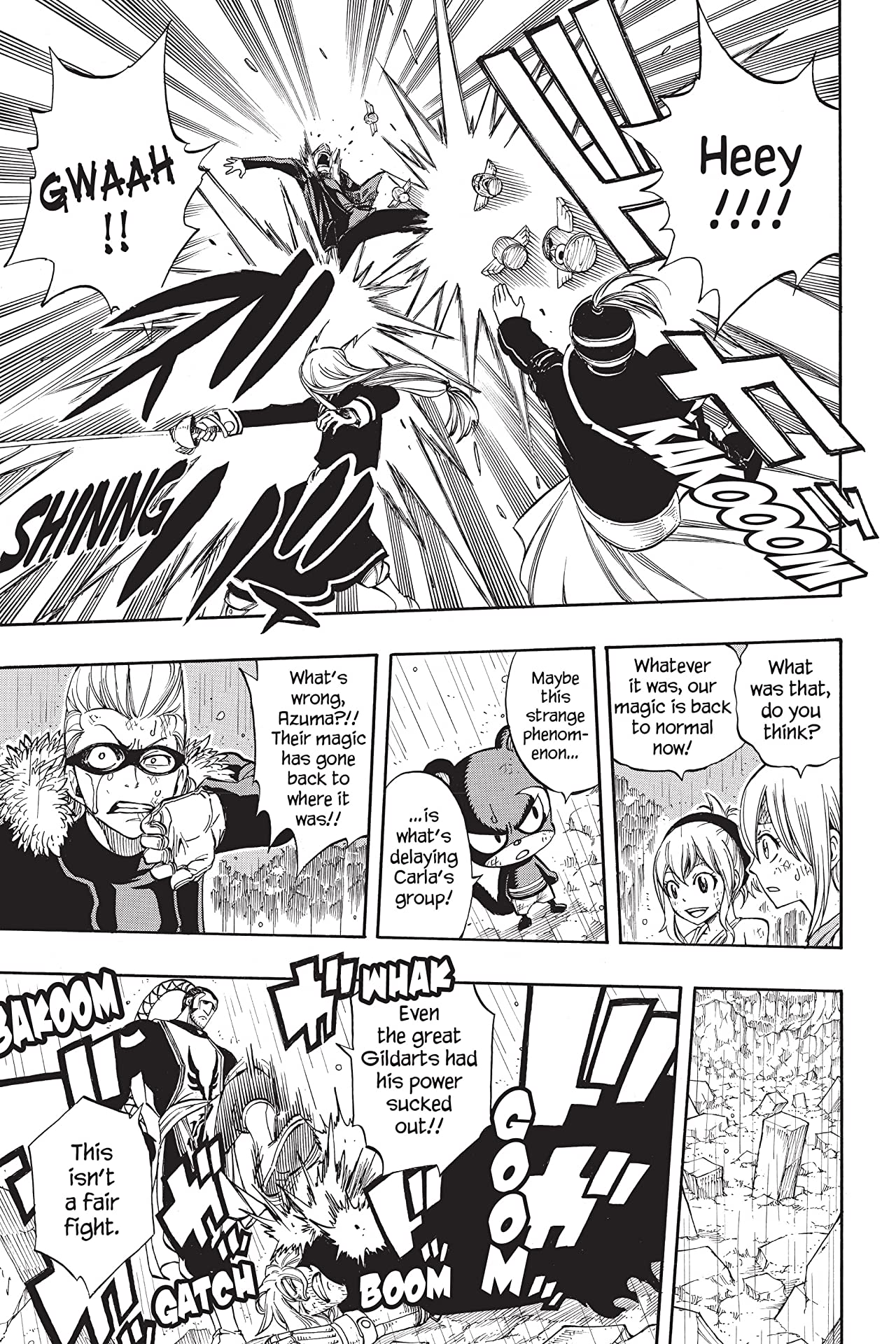 Fairy Tail #238