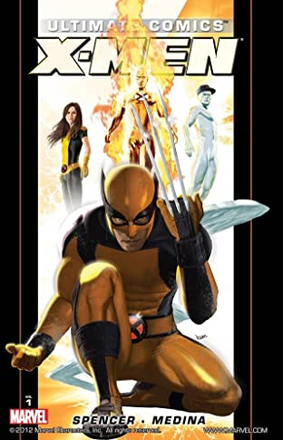 Ultimate Comics X-Men By Nick Spencer Tome 1