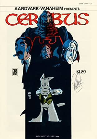 Cerebus Tome 2 No.13: High Society