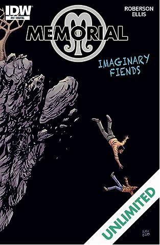 Memorial: Imaginary Fiends #9 (of 9)