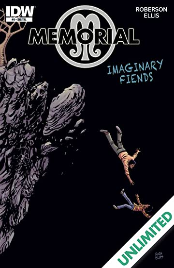 Memorial: Imaginary Fiends #9 (of 9)