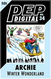 PEP Digital #34: Archie Winter Wonderland