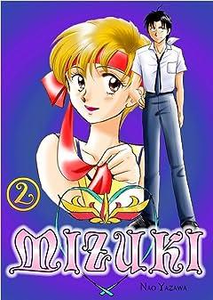 Mizuki Vol. 2: Preview