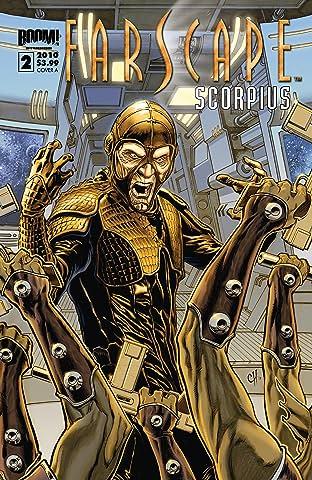 Farscape: Scorpius No.2 (sur 7)