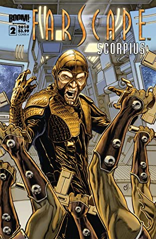 Farscape: Scorpius #2 (of 7)