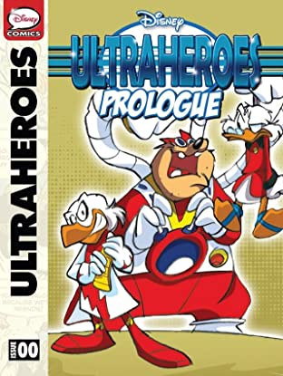 Ultraheroes #0: Prologue