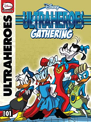 Ultraheroes #1: Gathering