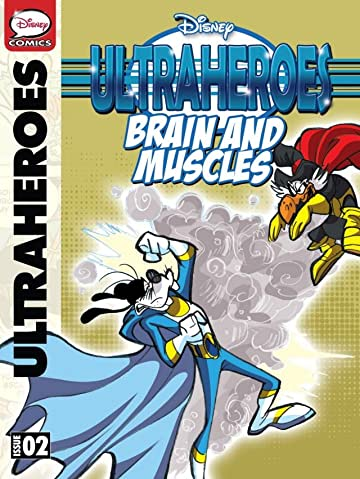 Ultraheroes #2: Brain and Muscle