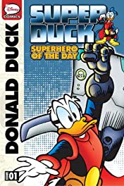 Superduck #1: Superhero of the Day
