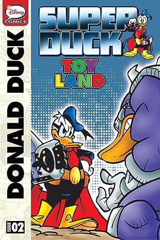 Superduck #2: Toyland