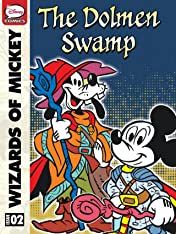 Wizards of Mickey #2: The Dolmen Swamp