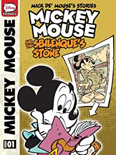 Mick de' Mouse's Stories #1: Mickey Mouse and the Sbilenque's Stone