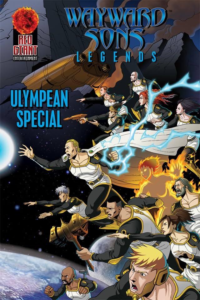 Wayward Sons: Legends Handbook - Ulympean Special