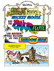 Mick de' Mouse's Stories #2: Mickey Mouse and the Return of the Shadow Men