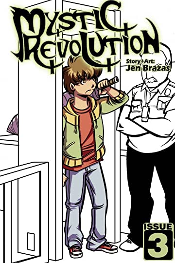 Mystic Revolution #3