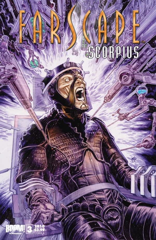 Farscape: Scorpius #3 (of 7)