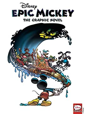 Epic Mickey: The Graphic Novel
