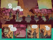 Mars Attacks Zombies vs. Robots #1
