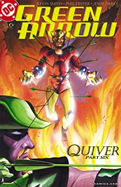 Green Arrow (2001-2007) #6