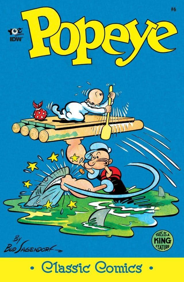 Popeye Classics #6