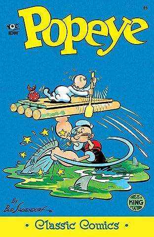 Popeye Classics No.6